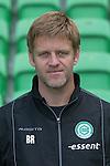 teammanager Bas Roorda of FC Groningen,