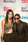 Ray'uana Aleyce and Lloyd attend BET'S RIP THE RUNWAY 2011 Hosted by MEHCAD BROOKS AND SELITA EBANKS AT THE <br /> HAMMERSTEIN BALLROOM, New York 2/26/11