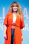 Erika Bleda during presentation of new cast of 'La Llamada' theater show at Teatro Lara in Madrid, Spain. May 24, 2018. (ALTERPHOTOS/Borja B.Hojas)