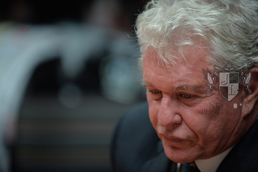 CORAL GABLES, FL - NOVEMBER 20: Tom Berenger attend the premiere screening Of 'Reach Me' Hosted by University Of Miami inside the BankUnited Center Fieldhouse at University of Miami on Thursday November 20, 2014 in Coral Gables, Florida. (Photo by Johnny Louis/jlnphotography.com)