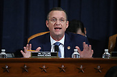 United States Representative Doug Collins (Republican of Georgia), Ranking Member, US House Judiciary Committee speaks before constitutional scholars testify before the US House Judiciary Committee in the Longworth House Office Building on Capitol Hill December 4, 2019 in Washington, DC. This is the first hearing held by the Judiciary Committee in the impeachment inquiry against U.S. President Donald Trump, whom House Democrats say held back military aid for Ukraine while demanding it investigate his political rivals. The Judiciary Committee will decide whether to draft official articles of impeachment against President Trump to be voted on by the full House of Representatives. <br /> Credit: Drew Angerer / Pool via CNP