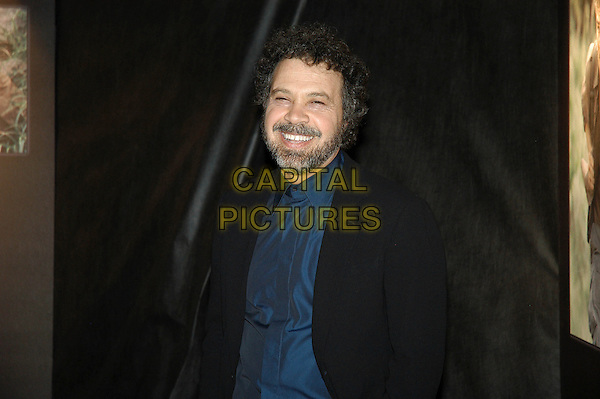 "EDWARD ZWICK.""Blood Diamond"" photocall at Cinema Warner Moderno, Rome, Italy..half length  black beard facial hair suit jacket.January 24th, 2007.CAP/CAV.©Luca Cavallari/Capital Pictures"
