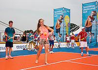 19-06-13, Netherlands, Rosmalen,  Autotron, Tennis, Topshelf Open 2013,  KNLTB Plaza<br /> Photo: Henk Koster