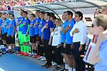 08.06.2019., stadium Gradski vrt, Osijek - UEFA Euro 2020 Qualifying, Group E, Croatia vs. Wales. Ivica Olic, Drazen Ladic, Zlatko Dalic. <br /> <br /> Foto © nordphoto / Davor Javorovic/PIXSELL