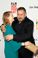 """LOS ANGELES - JUN 19:  Miranda Otto, Anthony LaPaglia at the 2017 Los Angeles Film Festival - """"Annabelle: Creation"""" Premiere at the The Theatre at Ace Hotel on June 19, 2017 in Los Angeles, CA"""