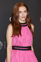 "LOS ANGELES - MAR 18:  Madeline Brewer at the 2018 PaleyFest Los Angeles - ""The Handmaid's Tale"" at Dolby Theater on March 18, 2018 in Los Angeles, CA"