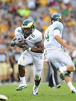 SEPTEMBER 17, 2011:  Colorado State Rams running back Chris Nwoke (6)  during an inter-conference game between the Colorado State Rams and the University of Colorado Buffaloes at Sports Authority Field at Mile High Field in Denver, Colorado. The Buffaloes led 14-7 at halftime*****For editorial use only*****