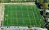 Aerial view of Frazer Field, University of Delaware