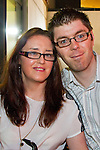 Nicola and Andrew Durnin at WM Cairnes.<br /> Picture: Shane Maguire / www.newsfile.ie