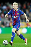 FC Barcelona's Ivan Rakitic during Spanish King's Cup Semi Final 2nd match. February 8,2018. (ALTERPHOTOS/Acero)