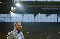 FUSSBALL   1. BUNDESLIGA   SAISON 2012/2013   1. SPIELTAG Borussia Dortmund - SV Werder Bremen                  24.08.2012      Manager Klaus Allofs (SV Werder Bremen)