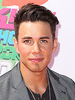 WESTWOOD, LOS ANGELES, CA, USA - JULY 17: Apolo Ohno at the Nickelodeon Kids' Choice Sports Awards 2014 held at UCLA's Pauley Pavilion on July 17, 2014 in Westwood, Los Angeles, California, United States. (Photo by Xavier Collin/Celebrity Monitor)