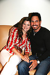 Bold and the Beautiful's Heather Tom and Don Diamont is a part of Soapstar Spectacular presented by KDKA-TV stars Y&R, BB, GL and ATWT on June 13, 2010 at the Petersen Events Center, University of Pittsburgh, PA and benefited the Susan G. Komen for the Cure Pittsburgh Affiliate. (Photo by Sue Coflin/Max Photos)