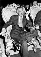 Agnelli (2018)<br /> GIANNI AGNELLI  PRESIDENT OF THE FIAT PHOTO 1971 IN ROME <br /> *Filmstill - Editorial Use Only*<br /> CAP/KFS<br /> Image supplied by Capital Pictures