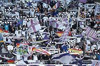 Real Madrid's supporters during La Liga match.January 31,2015. (ALTERPHOTOS/Acero) /NortePhoto<br /> /NortePhoto.com