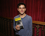 Taylor Trensch attends Broadway's 'Boys in the Band' hosted Midnight Performance of 'Three Tall Women' to Honor Director Joe Mantello at the Golden Theatre on May 17, 2018 in New York City.