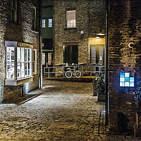 Antico vicolo a Mayfair.<br /> <br /> Ancient alley in Mayfair.