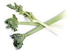 Celery still life.