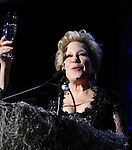 "Bette Midler attending Bette Midler's New York Restoration Project's Annual ""Hulaween in the Big Easy"" at  the Waldorf Astoria on October 31, 2013  in New York City."