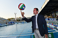 Francesco Postiglione <br /> Catania 11-05-2019 Piscina Plaia  <br /> Campionato Italiano Final Six Unipolsai <br /> Pallanuoto Donne <br /> Semifinale <br /> Kally Milano - Rari Nantes Florentia finale 5/6 posto <br /> Foto Andrea Staccioli/Deepbluemedia/Insidefoto