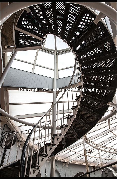 BNPS.co.uk (01202 558833)<br /> Pic: AnnaKunstPhotography/BNPS<br /> <br /> ***Please Use Full Byline***<br /> <br /> Glass atrium...<br /> <br /> The No Mans Fort. <br /> <br /> Impregnable Hotel off the south coast...<br /> <br /> A Victorian sea fort has been transformed into the ultimate luxury hotel with two helicopter pads, its own nightclub, laser tag, a rooftop hot tub and even a lighthouse.<br /> <br /> No Man's Fort sits 2km out at sea and can only be reached by boat or helicopter. It is the second sea fort to be transformed by AmaZing Venues into an incredibly party venue for those with a big enough budget.<br /> <br /> The company spent &pound;3million transforming Spitbank Fort, which opened in 2012, and this new sister venue is three times as big.