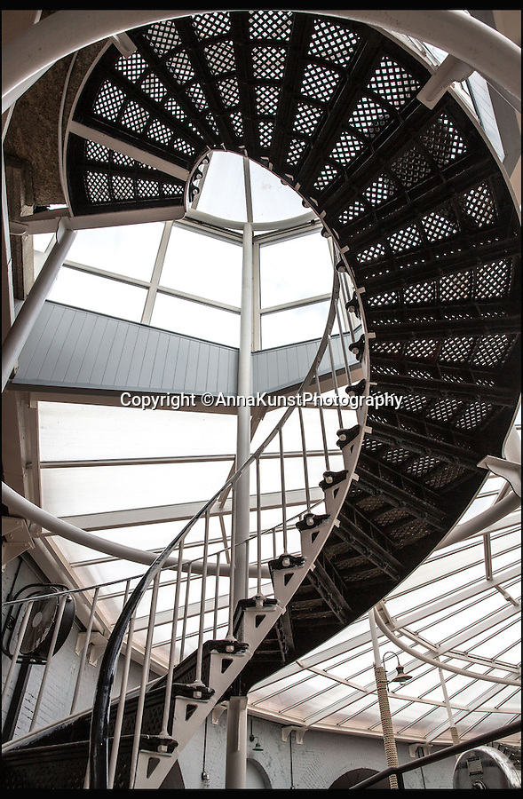 BNPS.co.uk (01202 558833)<br /> Pic: AnnaKunstPhotography/BNPS<br /> <br /> ***Please Use Full Byline***<br /> <br /> Glass atrium...<br /> <br /> The No Mans Fort. <br /> <br /> Impregnable Hotel off the south coast...<br /> <br /> A Victorian sea fort has been transformed into the ultimate luxury hotel with two helicopter pads, its own nightclub, laser tag, a rooftop hot tub and even a lighthouse.<br /> <br /> No Man's Fort sits 2km out at sea and can only be reached by boat or helicopter. It is the second sea fort to be transformed by AmaZing Venues into an incredibly party venue for those with a big enough budget.<br /> <br /> The company spent £3million transforming Spitbank Fort, which opened in 2012, and this new sister venue is three times as big.