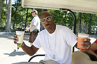 JB Smoove at the 2012 Bonnaroo Music Festival in Manchester, Tennessee. June 8, 2012. Credit: Jen Maler / MediaPunch Inc. ***Double Rates Required*** NORTEPHOTO.COM<br />