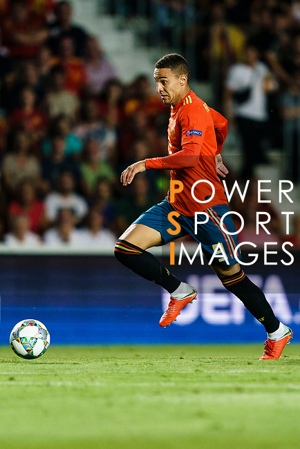 Rodrigo Machado of Spain in action during their UEFA Nations League 2018-19 match between Spain and Croatia at Manuel Martínez Valero on September 11 2018 in Elche, Spain. Photo by Diego Souto / Power Sport Images