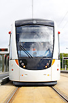 Driver training for the Edinburgh Trams...Malcolm McCurrach | New Wave Images UK - 14/05/2013