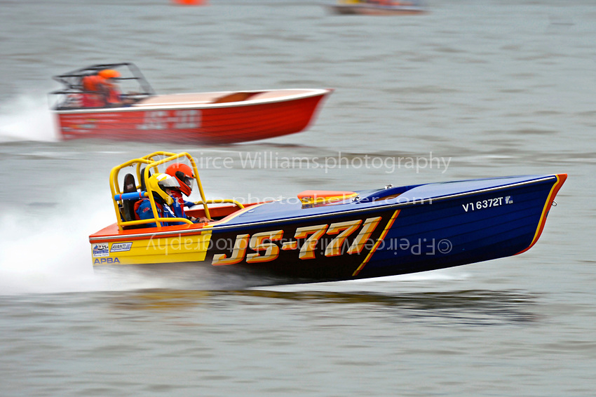 JS-711    (Jersey Speed Skiff(s)