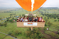 20150326 March 26 Hot Air Balloon Gold Coast