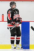 Autumn Prouty (NU - 10) - The Harvard University Crimson defeated the Northeastern University Huskies 1-0 to win the 2010 Beanpot on Tuesday, February 9, 2010 at Bright Hockey Center in Cambridge, Massachusetts.