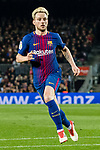 Ivan Rakitic of FC Barcelona reacts during the La Liga 2017-18 match between FC Barcelona and Girona FC at Camp Nou on 24 February 2018 in Barcelona, Spain. Photo by Vicens Gimenez / Power Sport Images