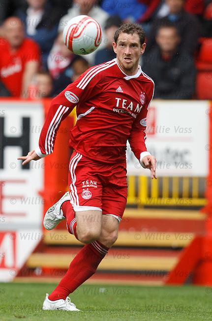 Scott Vernon, Aberdeen