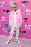 "JJ Totah attending the Broadway Opening Night Performance of  ""Mean Girls"" at the August Wilson Theatre Theatre on April 8, 2018 in New York City."