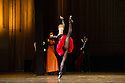 Edinburgh, UK. 29.08.2012. Mariinsky Ballet presents CINDERELLA as part of the Edinburgh International Festival. Picture shows: Margarita Frolova (Khudishka - stepsister). Photo credit: Jane Hobson.
