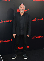 Todd Black at the premiere for &quot;The Equalizer 2&quot; at the TCL Chinese Theatre, Los Angeles, USA 17 July 2018<br /> Picture: Paul Smith/Featureflash/SilverHub 0208 004 5359 sales@silverhubmedia.com