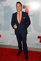 New York, NY -  May 13 :  Raul Gonzalez attends Telemundo's 2014 Upfront in New York<br /> held at Jazz at Lincoln Center's Frederick P. Rose Hall<br /> on May 13, 2014 in New York City. Photo by Brent N. Clarke / Starlitepics