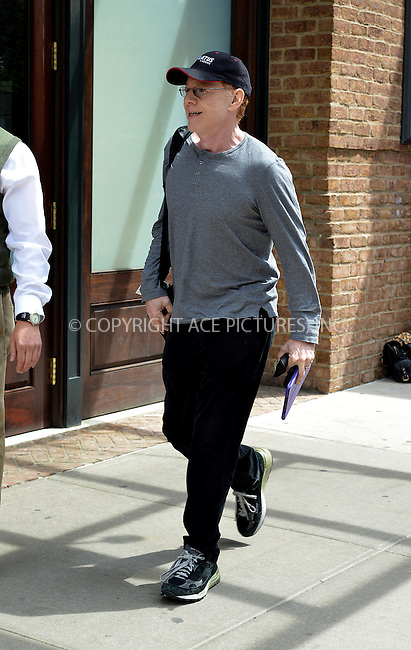 WWW.ACEPIXS.COM<br /> <br /> May 7 2014, New York City<br /> <br /> Actor Danny Elfman leaves a downtown hotel on May 7 2014 in New York City<br /> <br /> <br /> By Line: Curtis Means/ACE Pictures<br /> <br /> <br /> ACE Pictures, Inc.<br /> tel: 646 769 0430<br /> Email: info@acepixs.com<br /> www.acepixs.com
