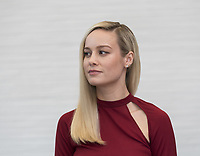 "Brie Larson, who stars in 'Avengers: Endgame"", at the InterContinental Hotel in Los Angeles. Credit: Magnus Sundholm/Action Press/MediaPunch ***FOR USA ONLY***"