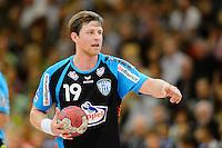 Martin Strobel (TBV) am Ball