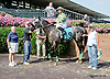 Tru Greek winning at Delaware Park on 8/5/14
