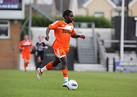 Pictured: Nathan Dyer of Swansea. Saturday 17 July 2011<br />