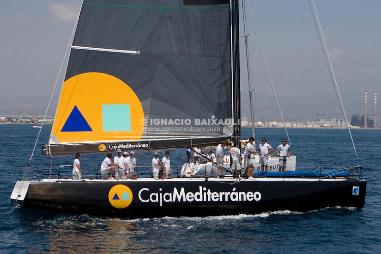 CAM .XIII Regata Costa Azahar - 25 al 28 de Junio 2009, Real Club Náutico de Castellón