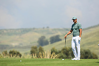 Lucas Bjerregaard (DEN) during the second round of the Rocco Forte Sicilian Open played at Verdura Resort, Agrigento, Sicily, Italy 11/05/2018.<br /> Picture: Golffile | Phil Inglis<br /> <br /> <br /> All photo usage must carry mandatory copyright credit (&copy; Golffile | Phil Inglis)