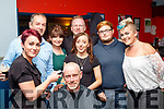 Hairy event<br /> ---------------<br /> Chantelle hurley of Hairworks, Tralee shaves Danny Sheehy of Ballymac, in the Halfway bar, Ballymac last Saturday night to raise funds for Tina McElligotte treatment, who is currently in Spain receiving care.