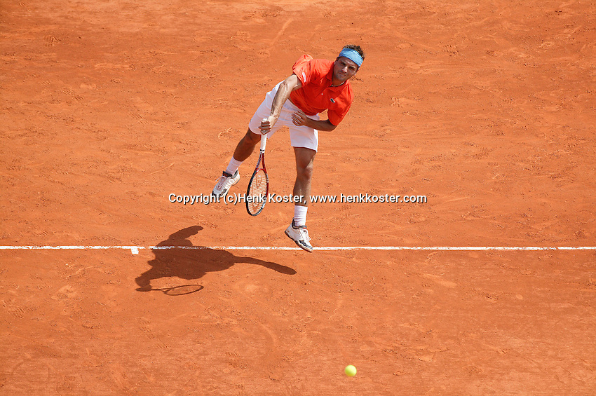 18-4-06, Monaco, Tennis,Master Series, Clement