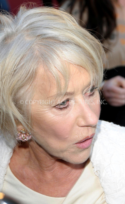 "WWW.ACEPIXS.COM . . . . .  ..... . . . . US SALES ONLY . . . . .....April 21 2009, London....Helen Mirren at the world premiere of ""State of Play"" held at The Empire Leicester Square on April 21 2009 in London....Please byline: FAMOUS-ACE PICTURES... . . . .  ....Ace Pictures, Inc:  ..tel: (212) 243 8787 or (646) 769 0430..e-mail: info@acepixs.com..web: http://www.acepixs.com"