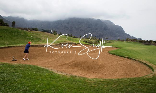 TENERIFE - BUENAVISTA Golf  COPYRIGHT KOEN SUYK
