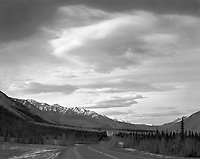 """The Alaska Highway"" <br />